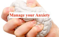 Helping your Child to Manage Anxiety
